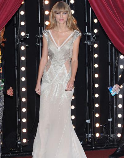 Тейлор Свифт (Taylor Swift) на MTV EMA 2012