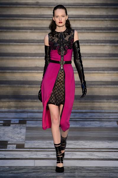 Неделя моды в Лондоне: 21 февраля | галерея [2] фото [13]