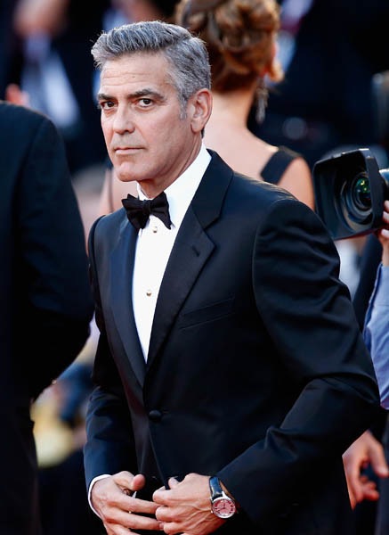 Джордж Клуни в образе