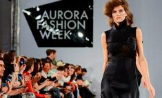 Известно расписание показов Aurora Fashion Week SS 2015
