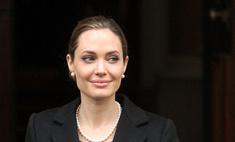 Брэд Питт переживает за здоровье Анджелины Джоли