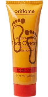 Ночной смягчающий крем для ног «Зимний» от Oriflame обеспечивает экстра-увлажнение. Содержит масло сладкого миндаля, защищающее кожу, и экстракт кардамона.