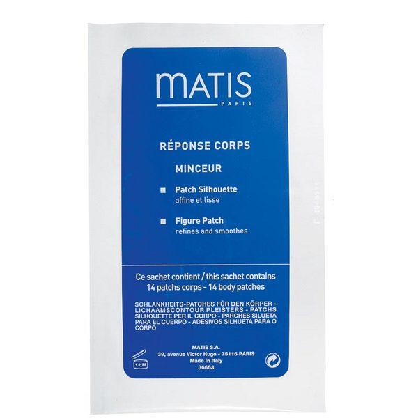 Matis Patch Silhouette Patch - Пластыри для похудения 36663, 14шт.