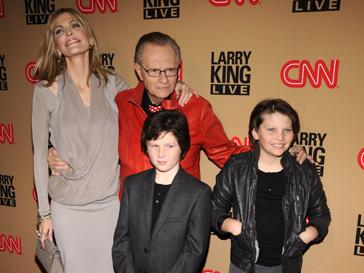 Ларри Кинг, Larry King, телешоу