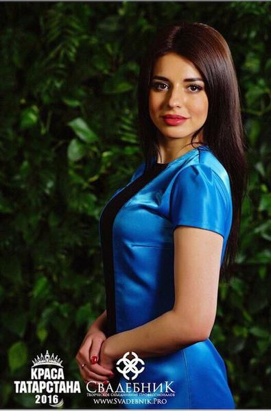 Краса Татарстана 2016: голосование за участниц