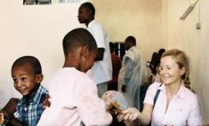 Татьяна Арно побывала в Мавритании