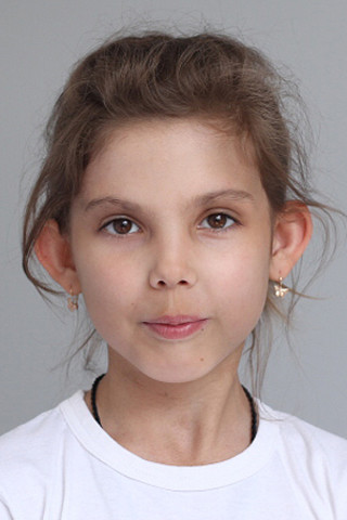 Виктория Федорова, «Топ модель по-детски-2016», фото