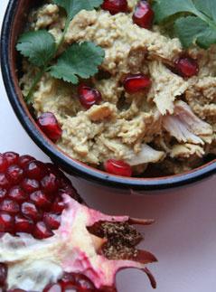 Рецепт сациви из курицы фото