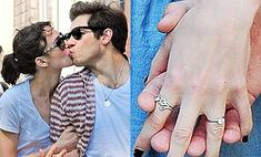 Кира Найтли показала обручальное кольцо
