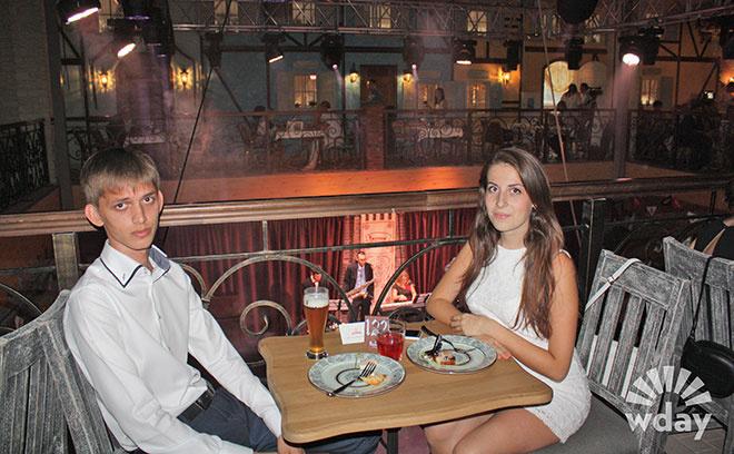 Ростов-на-Дону фотоотчет открытия арт-шоу ресторана Portland 5 сентября ул. Береговая,10