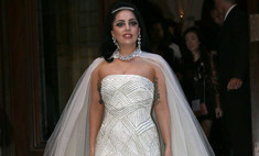 Леди Гага набрала лишний вес