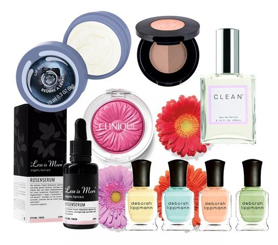 Anastasia Beverly Hills, The Body Shop, Less is More, Clean, Clinique, Deborah Lippman