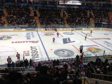 Сборная России разгромила сборную Швеции