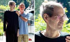 Шокирующее фото больного раком Стива Джобса попало в интернет