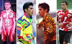 хихийный пошив самая нелепая форма футболистов мира
