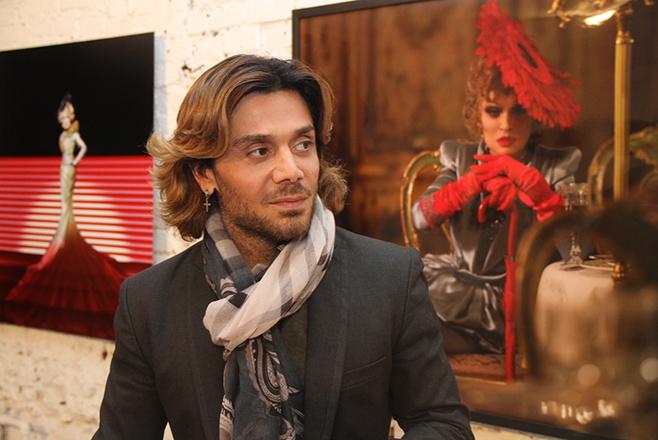 В Ростове открылась выставка Аслана Ахмадова «Моя Люся»