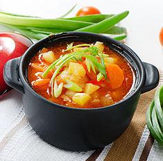5 оригинальных рецептов постных супов