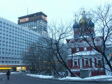 Вместо гостиницы «Россия» хотят построить парламентский центр