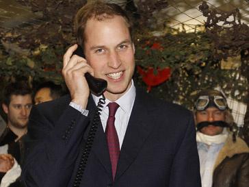 Прицу Уильяму (Prince William) остались считанные деньки на свободе