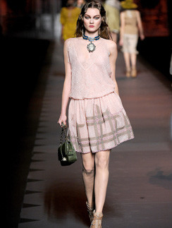 Christian Dior, осень-зима 2011/2012