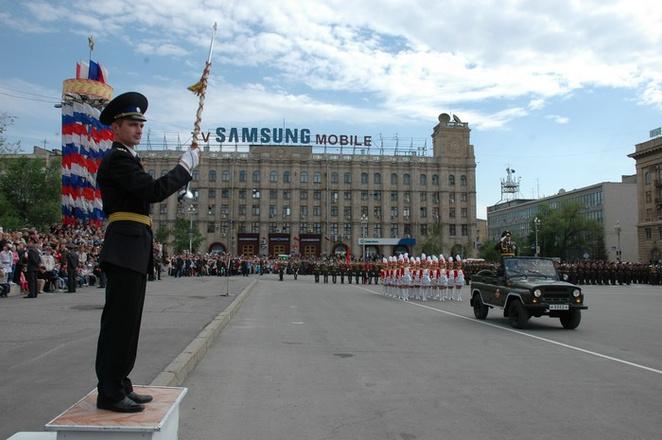 День Победы в Волгограде: фото