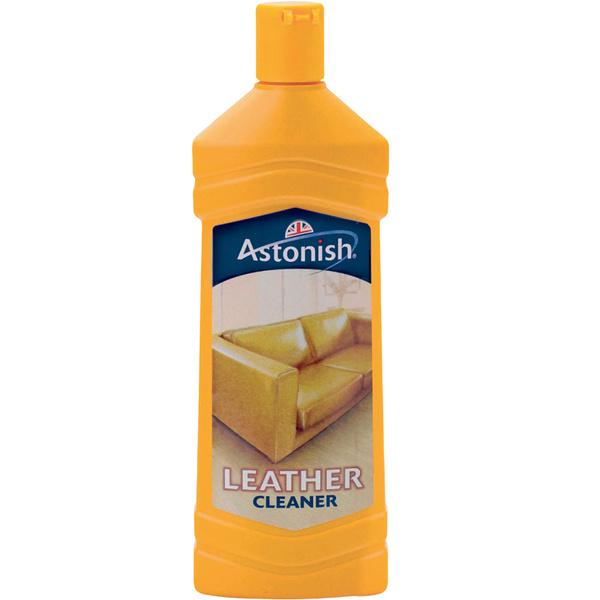 Средство Astonish для очистки изделий из натуральной кожи, 250 мл, 250 руб.