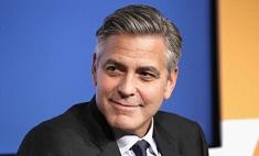 Джордж Клуни пообещал сам пеленать детей