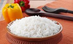 Нежнейший пропаренный рис