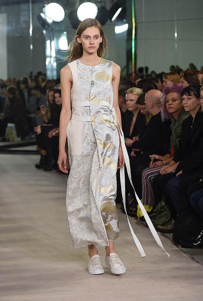 Неделя моды в Лондоне: день четвертый | галерея [4] фото [10]