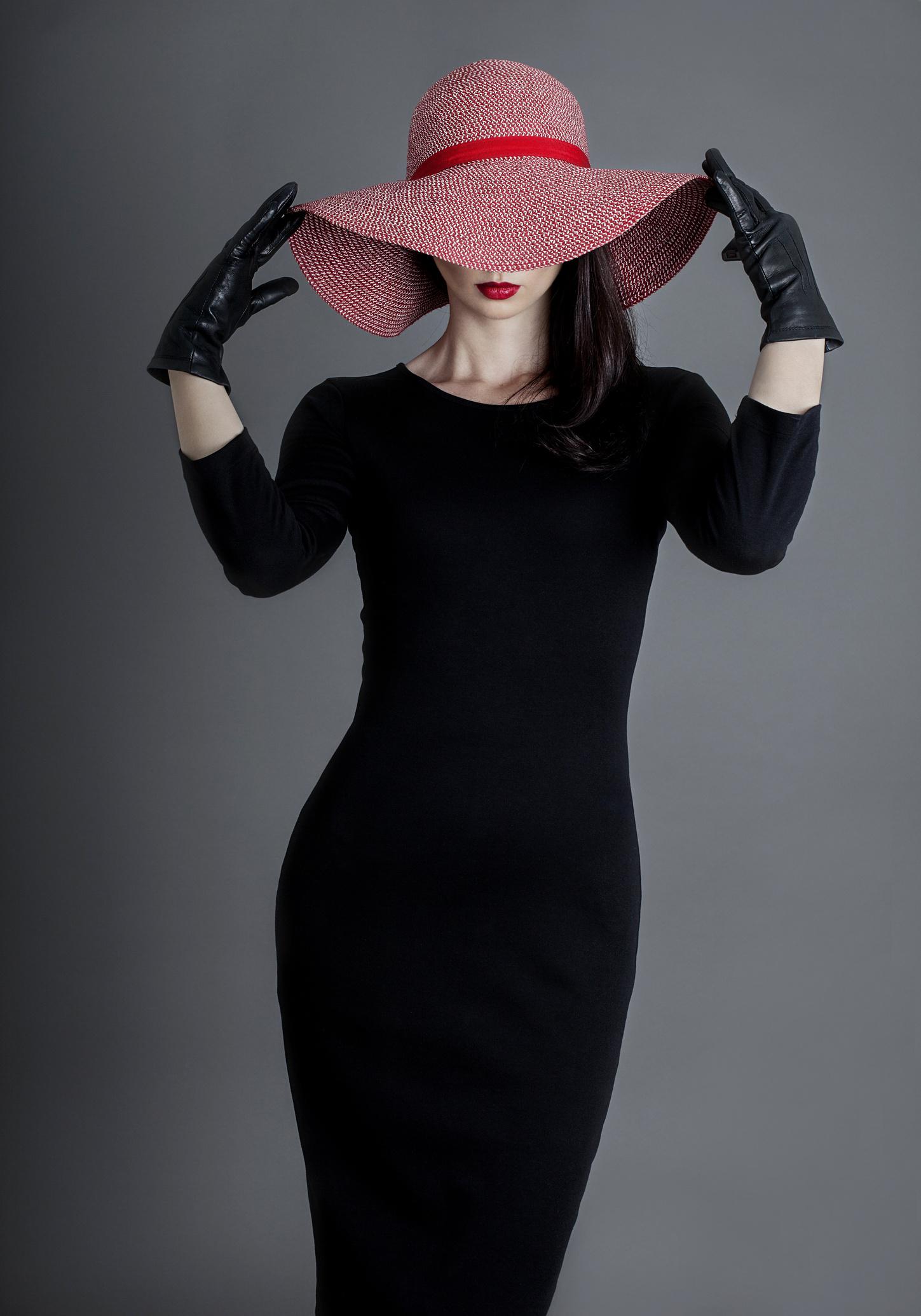 Видеть во сне себя одетой в черное платье