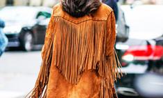 Советы стилиста: с чем носить вещи в духе вестерн