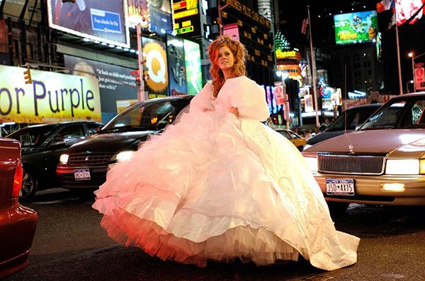 Поездка в америку свадебное платье