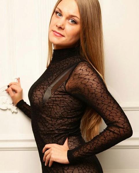 Анастасия Махиева - участница конкурса «Мисс Виртуальная Россия»