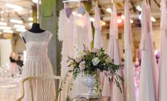 В минувшие выходные Москву захлестнула свадебная лихорадка