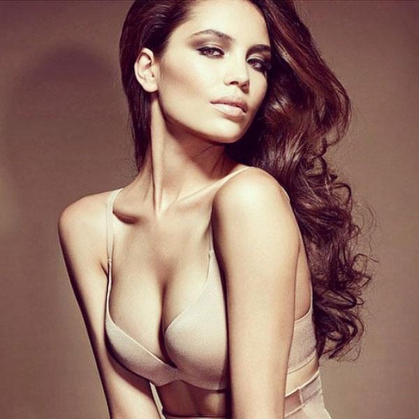 Ирина Шарипова стала моделью модного шоу Victoria's Secret