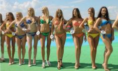 Казанские девушки вышли в финал конкурса красоты «Мисс Волга – 2015»
