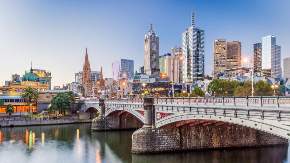 Мельбурн, Австралия самые безопасные города мира