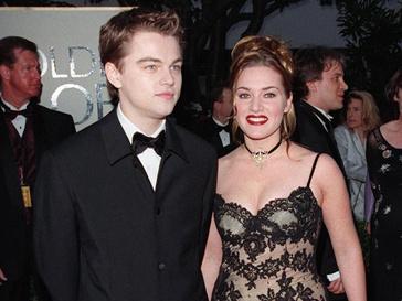 Кейт Уинслет и Леонардо ДиКаприо / Kate Winslet, Leonardo DiCaprio
