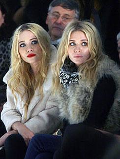Мэри-Кейт (Mary-Kate Olsen) и Эшли Олсен (Ashley Olsen)