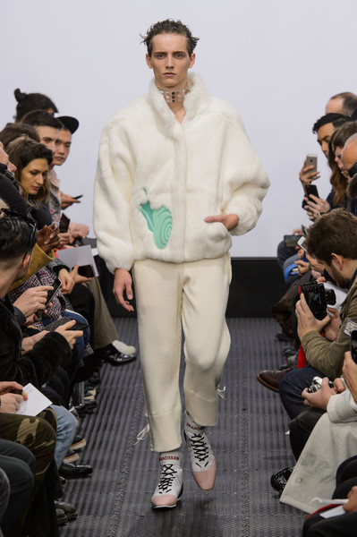 Неделя мужской моды в Лондоне: главные показы | галерея [3] фото [9]