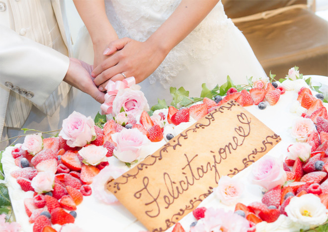 Свадебные росписи на торте