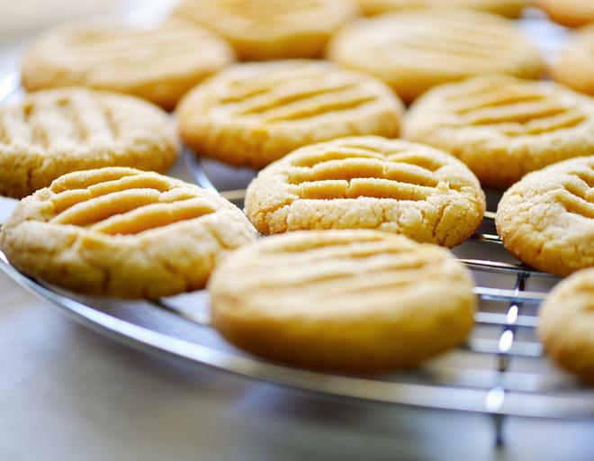 печенье без масла и маргарина в духовке рецепт