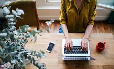 10 приемов, помогающих обустроить рабочее место дома