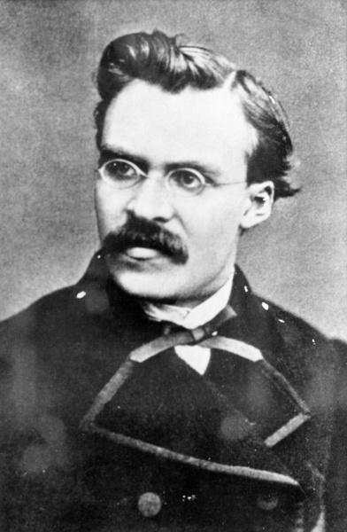 Фридрих Ницше биография