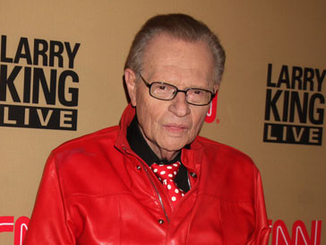 Ларри Кинг (Larry King) вернется на телевидение