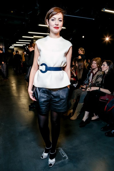 Дотянуться до звезд: показ коллекции A LA RUSSE Anastasia Romantsova осень-зима 2015-2016 | галерея [1] фото [15]