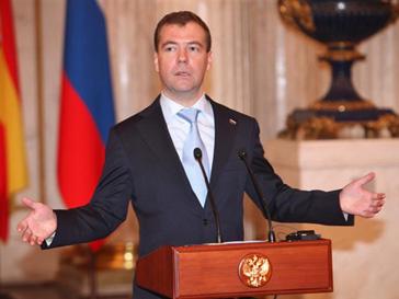 Во время своего визита в Китай президент России поговорил о грядущих выборах в 2012 году