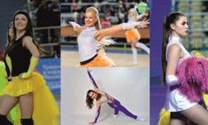 Танцующая поддержка: 10 прекрасных девушек Оренбурга