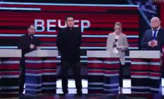 ТНТ снял пародию на ведущих российских политических ток-шоу, но потом удалил. Показываем полную версию (видео)