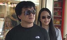 История нежной любви Джеки Чана и его жены Линь Фэнцзяо